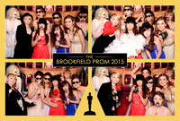 The Photo Lounge // The Brookfield School Prom // 10.07.2015