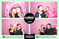 The Photo Lounge // L'Oreal Colour Trophy SOUTHERN // 14.04.2014