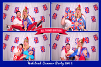 The Photo Lounge // All Things British - Halstead Summer Party // 07.07.12