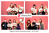 The Photo Lounge // Fitness First Christmas Party // 10.12.2015