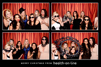 The Photo Lounge // Health-On-Line Christmas Party // 03.12.2016