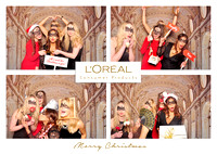 The Photo Lounge // L'Oreal CPD Christmas Party // 14.12.2015