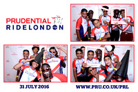 The Photo Lounge // Prudential RideLondon SUNDAY // 31.07.16