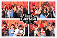 The Photo Lounge // Brookfield Gatsby Prom // 18.07.14