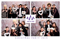 The Photo Lounge // Wall to Wall Christmas Party // 09.12.2014