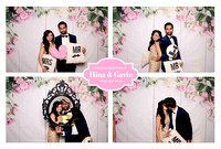 The Photo Lounge // Hina & Gavin // 20.07.2018