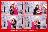 The Photo Lounge // Nissan Christmas Party 2013 // 06.12.13