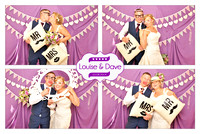 The Photo Lounge // Louise & Dave's Wedding // 02.08.2014