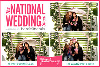 The Photo Lounge // The National Wedding Show // Day 1