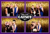 The Photo Lounge // Michelle's 40th Gatsby Party // 02.11.13