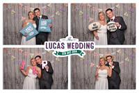 The Photo Lounge // Lucas Wedding // 05.12.14