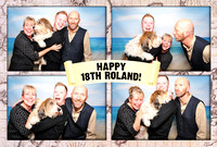 The Photo Lounge // Roland's 18th Birthday // 14.11.14