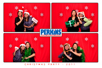 The Photo Lounge // Perkins Christmas Party // 17.12.11