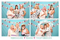 The Photo Lounge // Robbie & Claire's Wedding // 07.09.2014