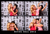 The Photo Lounge // Hollywood Retail Ball 2012 // 09.03.12