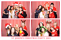 The Photo Lounge // St. Joseph's Christmas Party // 21.12.13