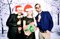 The Photo Lounge // Buro Happold Christmas Party // 11.12.13