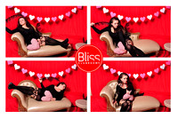The Photo Lounge // Valentine's Day 2012 // Bliss Clubrooms