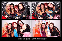 The Photo Lounge // Simon & Julie - 30th Anniversary // 11.08.12