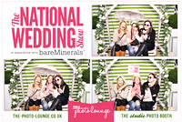 The Photo Lounge // The National Wedding Show // Day 3