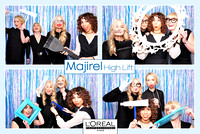The Photo Lounge // Majirel High Lift Launch - L'Oreal // 29.01.15
