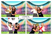 The Photo Lounge // L'Oreal World Cup Rio Party // 24.06.2014