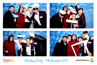 The Photo Lounge // iSupply Christmas Party // 08.12.17