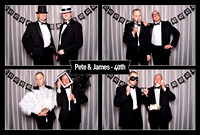 The Photo Lounge // Pete & James - 40th Birthday // 04.04.2015
