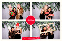 The Photo Lounge // L'Oreal Christmas Party 2017 // 05.12.17