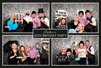 The Photo Lounge // Peter's 60th Birthday Party // 30.01.2016