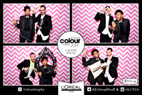 The Photo Lounge // L'Oreal Colour Trophy GRAND FINAL 1 // 23.06.2014