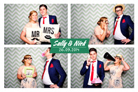 The Photo Lounge // Sally & Nick's Orchidleigh Wedding // 26.09.2014