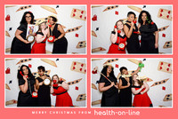 The Photo Lounge // Health-On-Line Christmas Party // 02.12.2017
