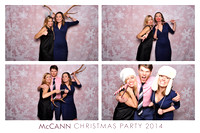The Photo Lounge // McCann Christmas Party // 15.12.2014